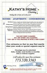 House Cleaning Flyer Template New Cleaning Services Flyers Free Templates For Business Baycabling