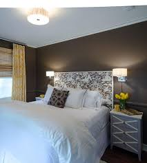 Yellow And Brown Bedrooms