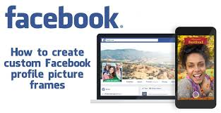 how to create custom profile picture frames updated 29 05 ideas of facebook profile frame