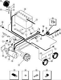 Parts for case 580ck loader backhoes magnify delco remy starter generator wiring diagram out solenoid
