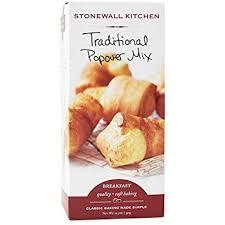 Amazon.com : Stonewall Kitchen Traditional Popover Mix, 12.3 Ounces ...
