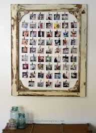 diy large picture frame ideas new diy instagram display of 15 best of diy large picture