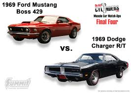 Muscle Car Match-Ups: The Final Four Unveiled! - OnAllCylinders