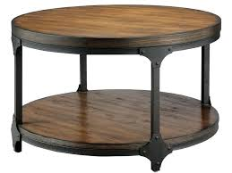 round industrial coffee table fantastic round industrial coffee table with great round industrial coffee table round
