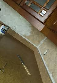 bookcase graceful painting floor tiles 9 don t paint ceramic tile they said how to kitchen