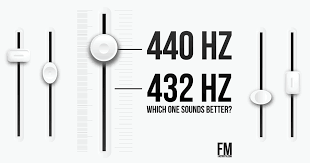 432 Hz Frequency Chart 432 Hz Is Better Than 440 Hz Fact Or Myth