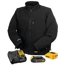 20v Max Lithium Ion Soft Shell Heated Jacket Kit