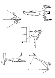 Kleurplaat Gymnastiek Afb 26088