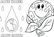 Free Printable Coloring Pages Planet Earth Page Sheet Winsome Eart