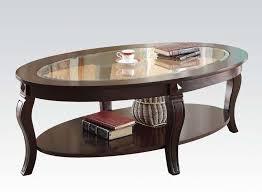 acme furniture riley oval coffee