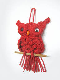 26 macramé owl patterns the funky stitch
