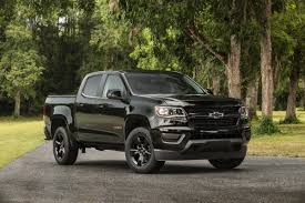 Colorado black chevy colorado : 2016 Chevrolet Colorado Midnight Edition is One Black Midsize ...