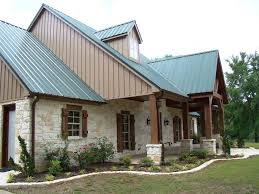 Metal House Designs Simple Stone And Wooden Architecture Of Texas Hill Country House