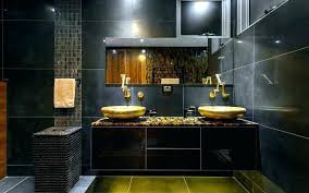 black and gold bathroom rugs black and gold bathroom black and gold bathroom tiles black and