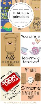 Best 25 Teacher Thank You Ideas On Pinterest Thank You For
