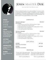Latest Resume Format Doc Staruptalent Com