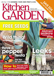 Kitchen Garden Magazine Calamaco Kitchen Garden Magazine