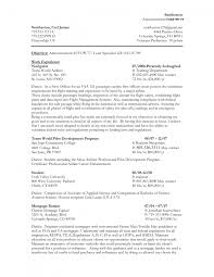 Federal Resume Template Free Resume Example And Writing Download