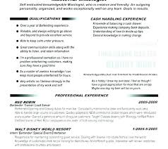 Bartender Duties For Resume Impressive Bartending Description For Resume Free Resume Template Evacassidyme