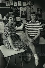 Beth Paulus, Presidential Scholar, and her teacher Mary Ann Noe ...