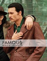 home leather jacketsmen jacketsdonnie brasco johnny depp jacket previous