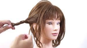 夏祭り花火大会を彩る浴衣の髪型ミディアムボブ ヘアアレンジ Uryee 1013 Hd