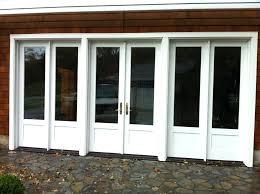 converting a window to a door window to french door conversion garage doors glass cost to