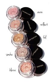 Hourglass Scattered Light Swatches Hourglass Scattered Light Glitter Eyeshadow Review