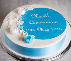 Order A Cakecommunion Cake For A Girl Or Boy Bitesize