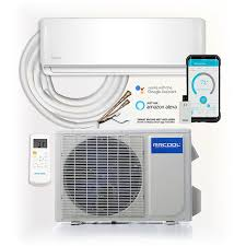 mrcool diy ductless mini split ac and heat pump with wireless enabled smart controller mini split air conditioners air conditioners environment