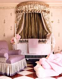 Baby girl room design