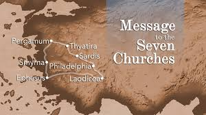 Image result for images of letters to the churches