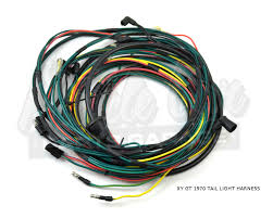 1970 xy gt falcon wiring loom pricing rpr rodney plowman restorations 1970 xy gt ford falcon tail light loom