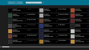 Humbrol Paint Conversion Chart Revell Humbrol Paint Converter For Windows 8 And 8 1