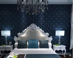 beibehang simple nonwovens wall paper bedroom living room tv background papel de parede green dark blue diamond 3d wallpaper