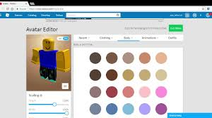 How To Make A Roblox Skin How To Get The Roblox Noob Skin For Free Youtube