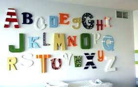 decorative letters for wall letter decorative wall letters large