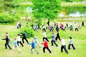 Lehrerausbildung mit Übungen des Eisenhemd-Qigong (Dr. Langhoffs Artikel)