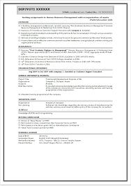 Resume Format For Freshers Mca Free Fresh Essays Www
