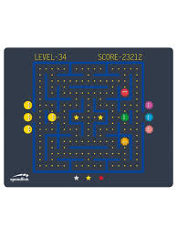 <b>Коврик</b> для мыши <b>Vinpad</b> Mousepad <b>retro</b>-design (level 34) (<b>SL</b> ...