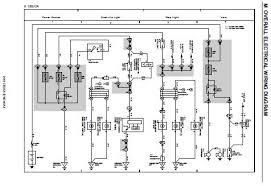 toyota electrical wiring diagram wiring diagram and schematic 2000 Toyota Land Cruiser Wiring Diagram wiring toyota land cruiser outpost 2000 toyota land cruiser prado electrical wiring diagram