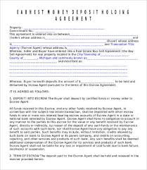 The agreement can be made between two or more partners. 16 Sample Money Agreement Templates Word Pdf Pages Free Premium Templates