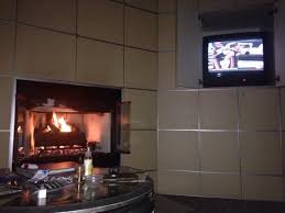 hawthorn suites by wyndham overland park fireplace in our suite