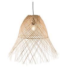 wicker pendant light. Lifestyle Traders Coco Wicker Weave Pendant Light A
