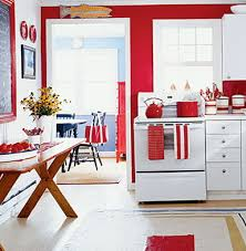 Red Kitchen Decorative Accessories red kitchen decor ideas Kitchen and Decor 2