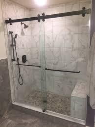 bypass shower door. Bypass Shower Door E