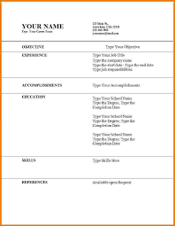First Time Resume Template Best Of Work Resume Template Radiofailtk