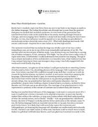strong college essays good common application essays · tufts admissions