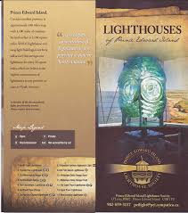 Old Brochures P E I Heritage Buildings P E I Lighthouse Society Brochures