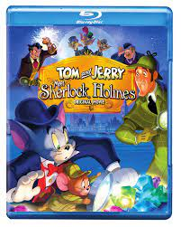 Tom & Jerry Meet Sherlock Holmes [Blu-ray]: Amazon.de: DVD & Blu-ray